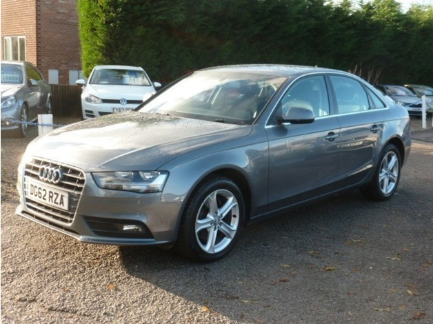 Audi A4, 2013 (62), CVT Diesel, 44,000 miles in Chester