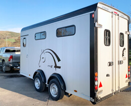Double Horse Trailer for Sale | Cheval Liberte Trailers (Pets & Animals - Horses)