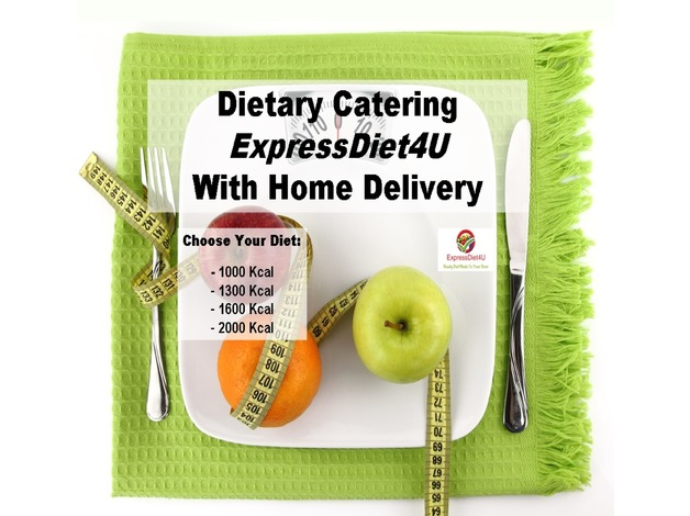 Dietary Catering ExpressDiet4U in Derby