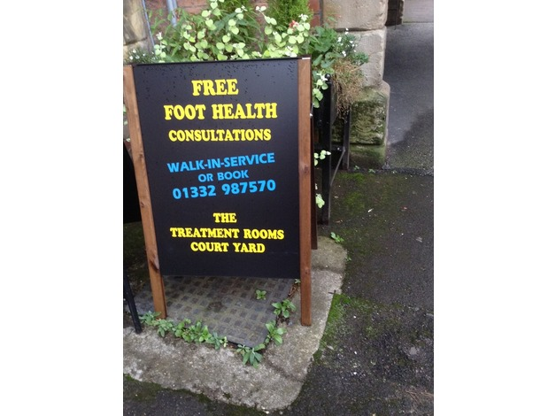 Foot Health Services in Derby