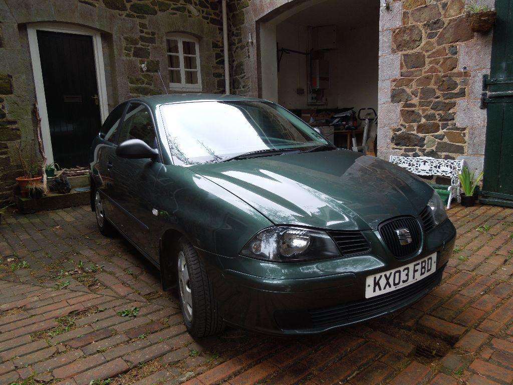 SEAT Ibiza 1.2 12v in  Exeter