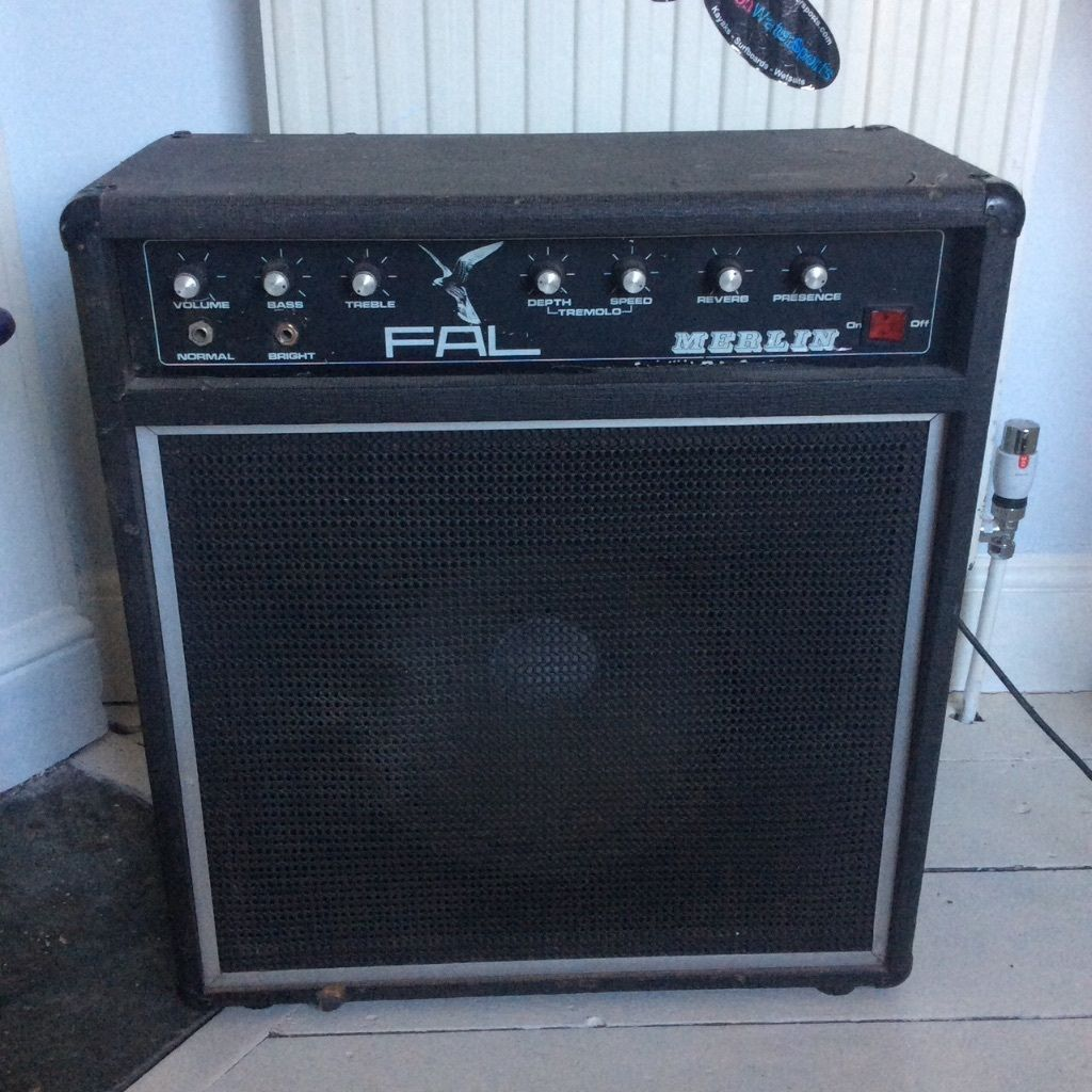 FAL Merlin Reverb amplifier in 