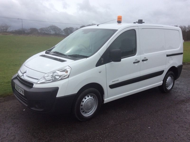 Citroen dispatch 1200 xtr 2 litre turbo diesel 2009 58 78 000 miles in 