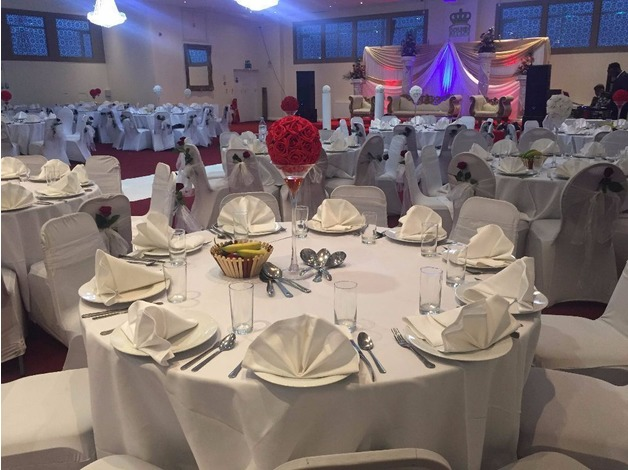 Wedding Banqueting Hall in London from £999 call 02081275400 in Enfield
