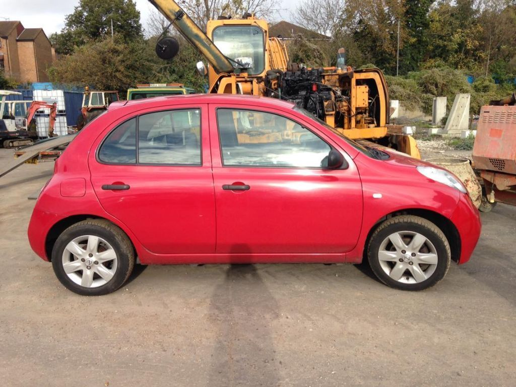 Breaking Nissan Micra - Nissan micra car parts spares repairs in 