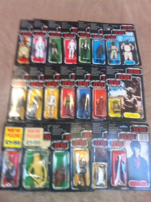 WANTED, vintage Star Wars 1977-1985 BEST CASH PRICES PAID!!!! in 