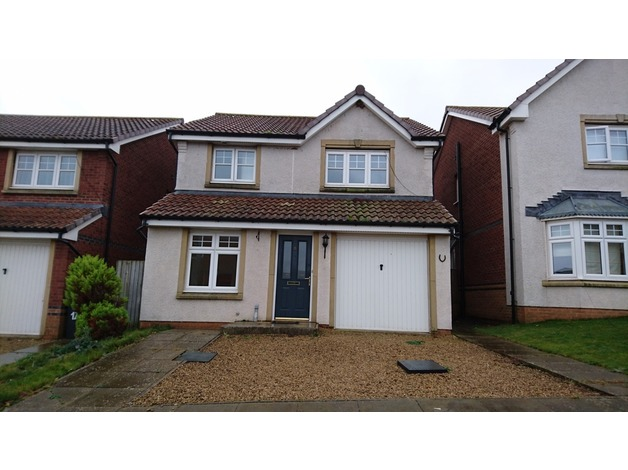 Super new build three bedroom, detached house for sale in Eyemouth	 - 1