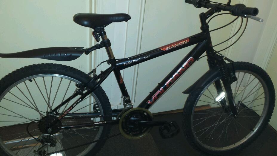 23 inch wheels mountain bike in  Partick