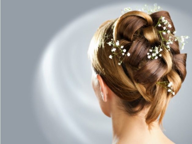 Bridal Hair in East Kilbride by 1302 Hair Design in Glasgow
