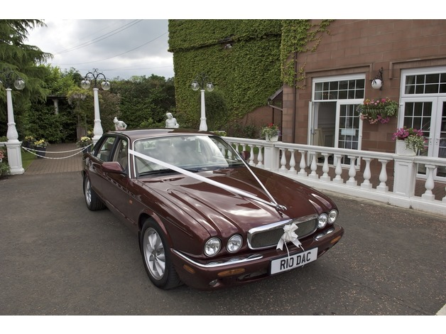low cost luxury wedding car hire in Glasgow