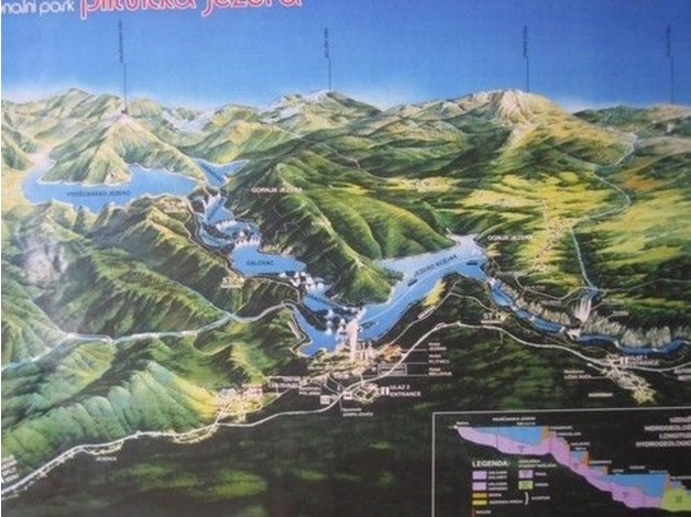 BUILDING PLOT CROATIA EUROPE LAKE DISTRICT PLITVICE LAKES NATIONAL PARK FOR SALE in Greenwich