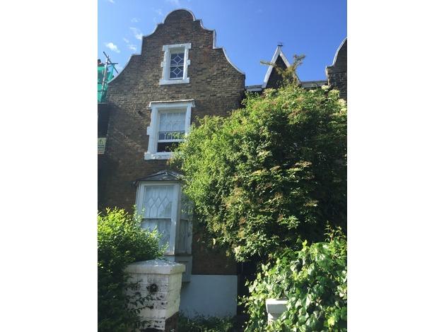 Basement Studio flat with garden N1 London in Hackney