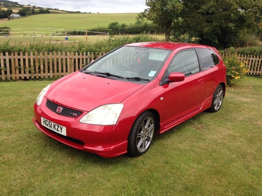 Honda Civic Type R 2002 PRE-Facelift Breaking ALL Parts in 
