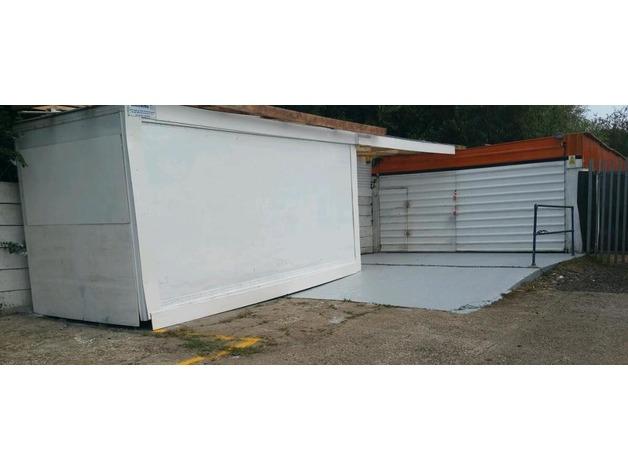 FOR RENT: Commercial Workshop & Lock up Storage Shed, Hockley in Hockley