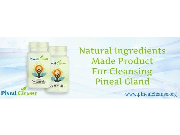 Buy Naturally Made Product : Pineal Gland Cleansing in Islington