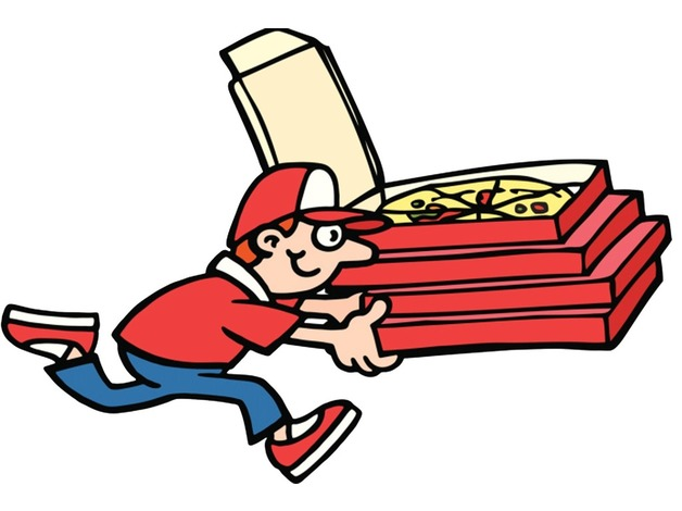 Pizza Takeaway & Pizza Delivery in London City in Islington