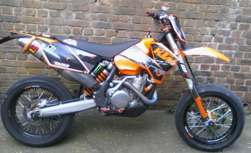 KTM 525 smr in 