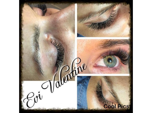 Volume Russian Style Eyelash Extensions! in Leeds