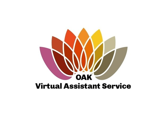 Need support with a project or your general business admin? Contact OAK Virtual Assistant Service