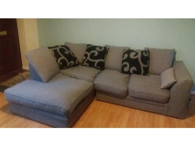 corner sofa  in Llanelli