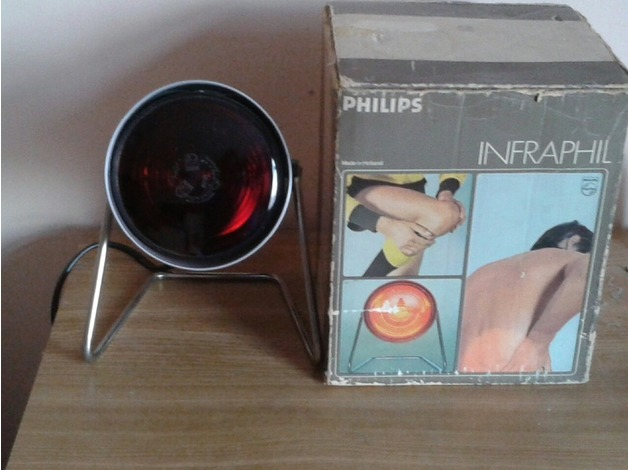 Philips Infraphil Health Lamp  £15 in Lydney