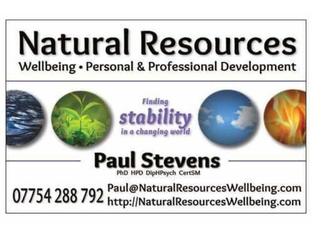 Natural Resources Wellbeing in Matlock