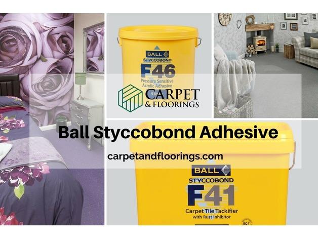 8.Ball Styccobond Adhesive in Newham