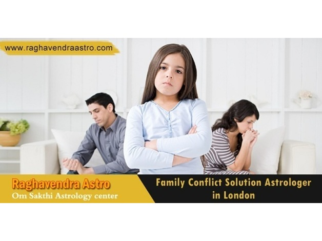 Family Conflict Solution Astrologer in London in Newham