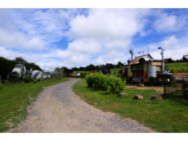 Glamping Breaks in Isle Of Wight at Windmill Campsite in Newport