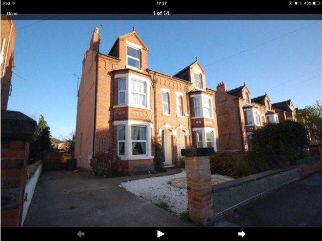West Bridgford - Edwardian semi-detached house,  in Nottingham