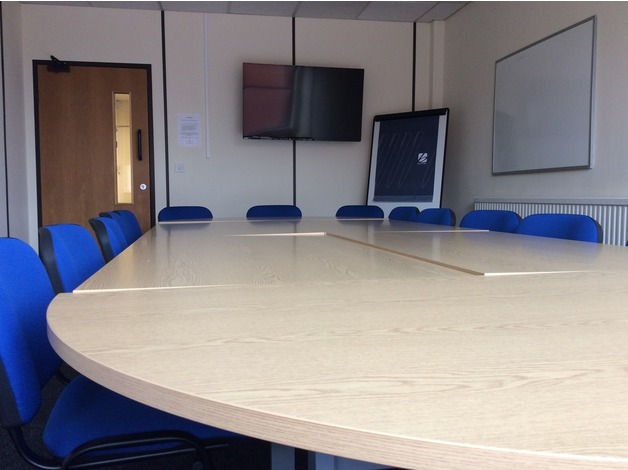 Large Meeting Room for Hire in Oxford