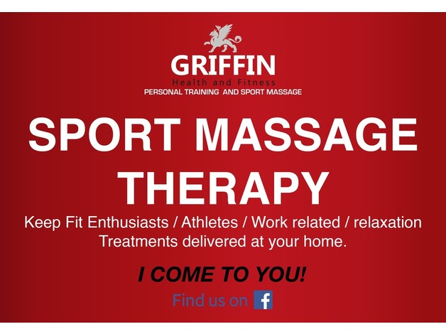 Sports Massage Therapist in Oxford