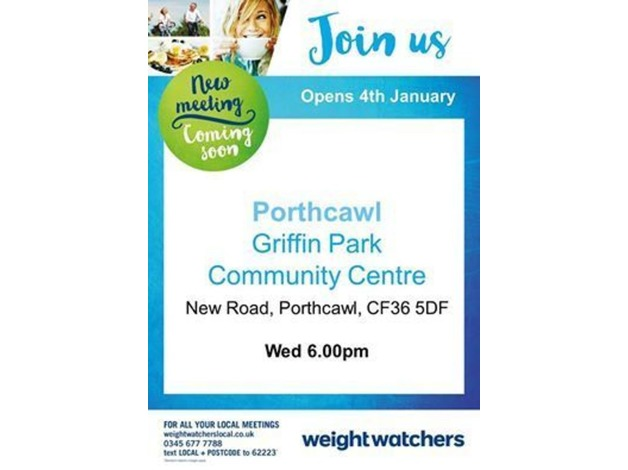 New Weight Watchers Meeting Porthcawl in Porthcawl