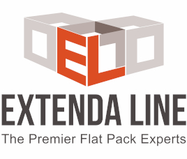 Extendaline -  Flat Pack Storage Containers,  Walk-Through Sanitiser Units (Business Opportunities -