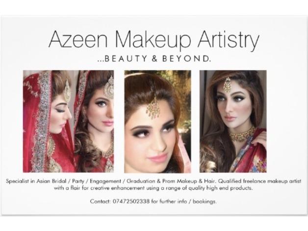 Azeen Makeup Artistry in Rochdale