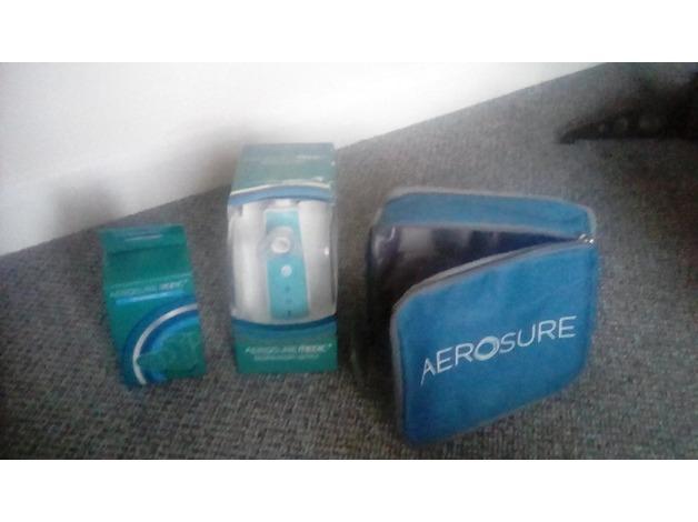 Aerosure medic+ respiratory device in Rotherham