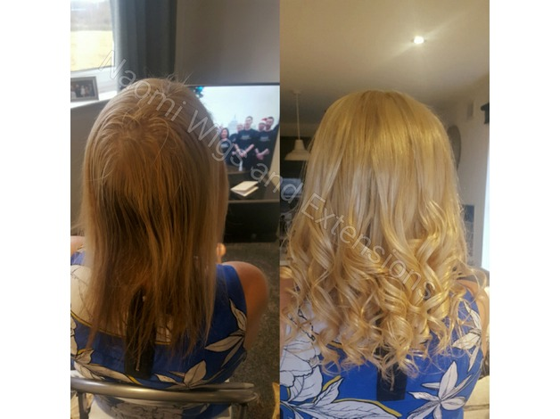 Specialist hair replacement & hair extensionist  in Rowley Regis