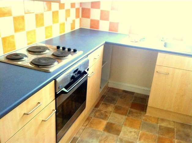 1 bedroomed flat to let North Marine Road, Scarborough in Scarborough