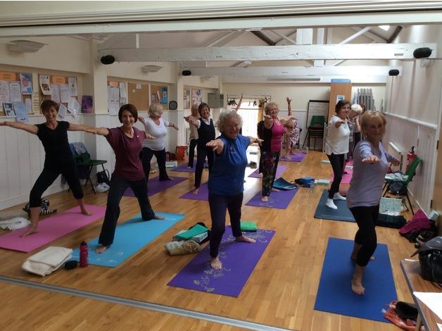 Hatha Yoga in Sheerness