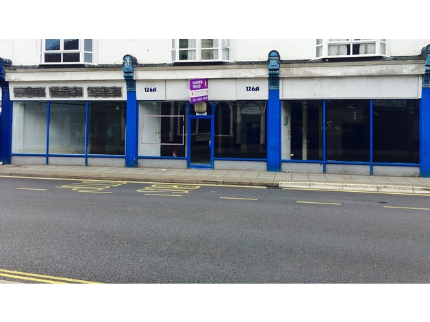 Albert Road Shop For Rent in Southsea