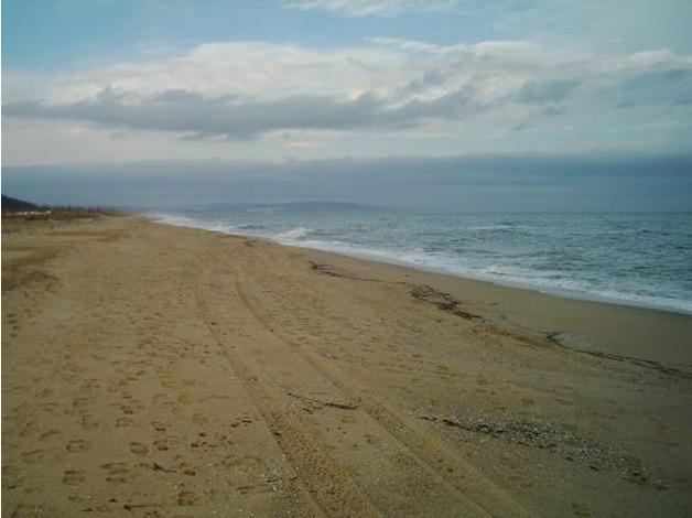 Investment plot, Shkorpilovtsi long beach in Stafford