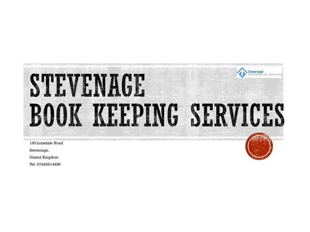 Stevenage Bookkeeping Services in Stevenage