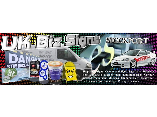 Custom Printed Vinyl Stickers Decals Labels cut to shape £29.99 SPECIAL OFFER in Stockport