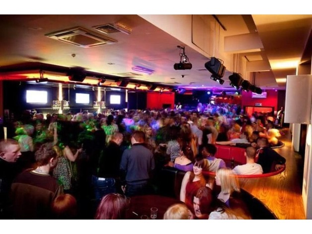 Hanley town centre nightclub to let in Stoke On Trent