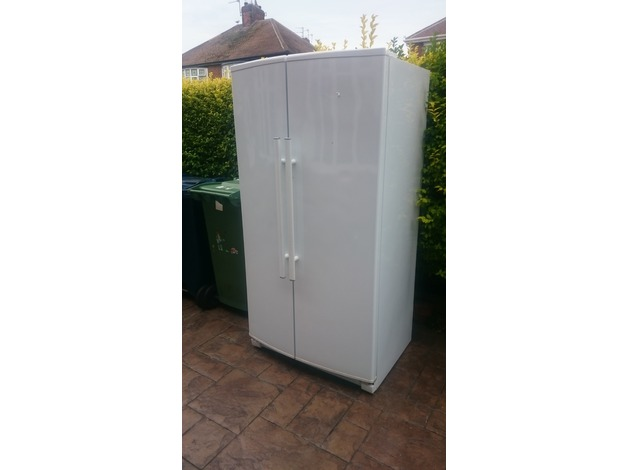 Whirlpool American fridge freezer  in Sunderland