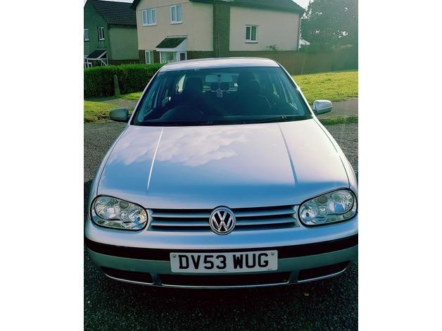 Volkswagen Golf, 2003 (53), Manual Diesel, low mileage 113,250 miles, Full service history, MOT d