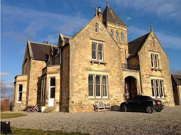 Self Catering in Highlands by Allan house in Tain