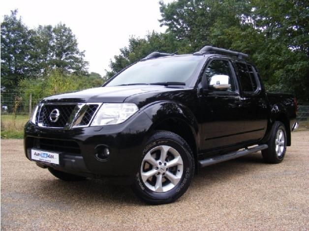 Nissan Navara, 2013 (13), Automatic Diesel, 73,000 miles in Tonbridge