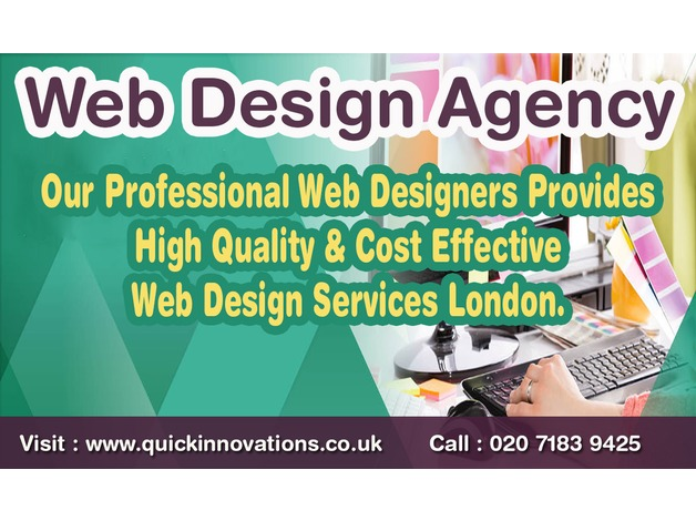 Web Design Agency London | Web Design UK | Web design company in Tower Hamlets