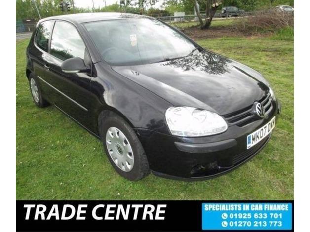 Volkswagen GOLF, 2007 (07), Manual Petrol, 104,971 miles in Warrington